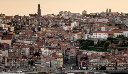 Porto: Luxus Inneneinrichtung des besten europäischen Reiseziels 2017
