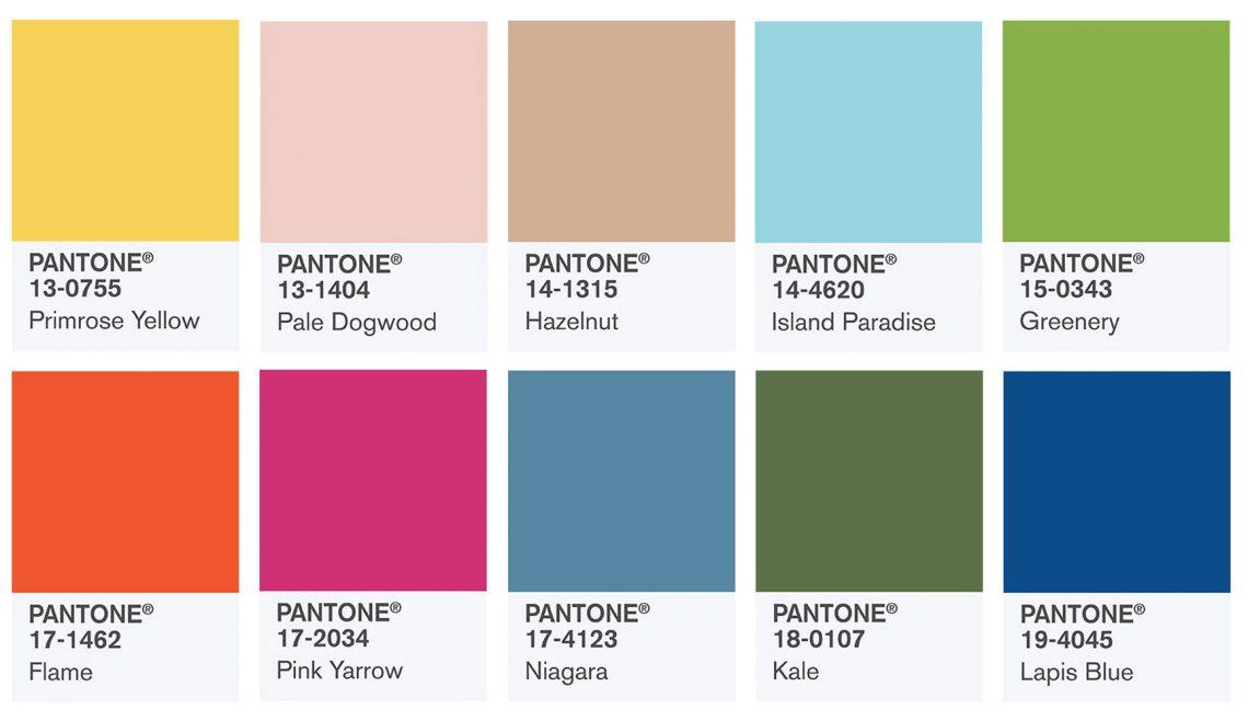 Einrichtungsideen: Pinterest Tendenzen zum Frühling 2017 Einrichtungsideen Einrichtungsideen: Pinterest Tendenzen zum Frühling 2017 Tend  ncias Pantone