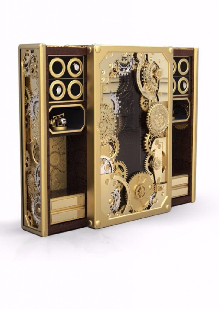 Baselworld – schönste Tresore zu Ihren teuren Juweliere und Uhren Tresore Baselworld – schönste Tresore zu Ihren teuren Juweliere und Uhren baron gold hd 1