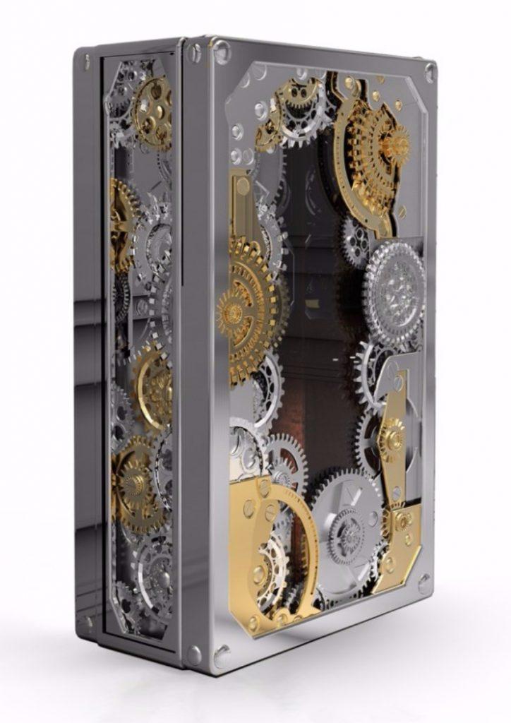 Baselworld – schönste Tresore zu Ihren teuren Juweliere und Uhren Tresore Baselworld – schönste Tresore zu Ihren teuren Juweliere und Uhren baron silver2 1