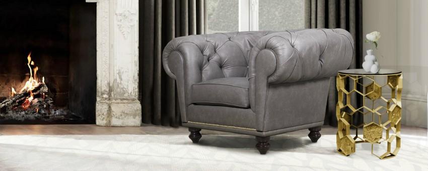 Luxus Sessel für einen bunten Frühling