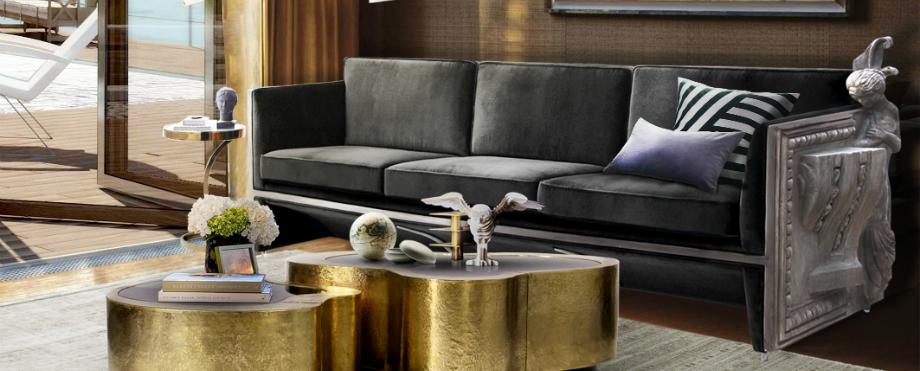 Top 10 Ideen für ein raffiniertes Wohnzimmer