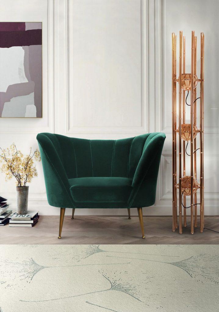 Luxus sessel  Luxus Sessel für einen bunten Frühling | Wohn-DesignTrend