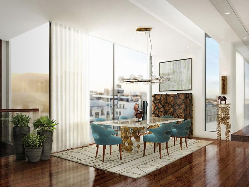 25 erstaunliche Inspirationen Luxus, Möbel, wohndesign, wohnideen, design inspirationen, schöner wohnen, innenarchitektur, inneneinrichtung, wohndesigntrend, teuer,dekorationsideen Esszimmer 25 erstaunliche Esszimmer Inspirationen brabbu cygnusdisplay