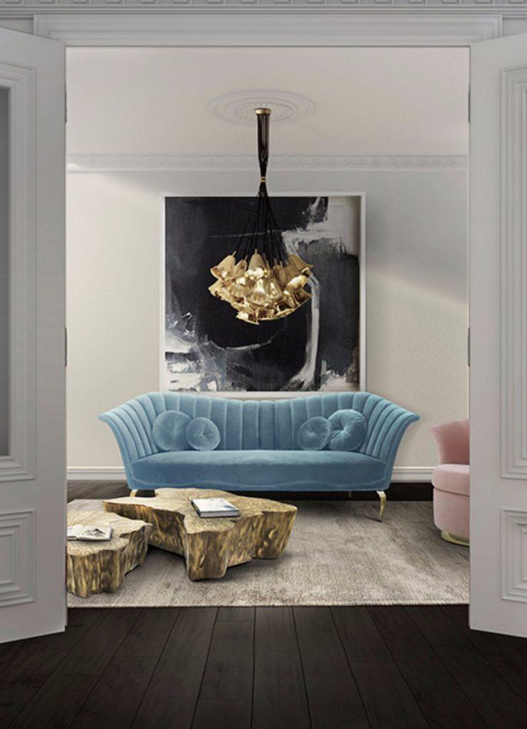25 besten Sofas für einen entspannten Frühling sofas 25 besten Sofas für einen entspannten Frühling caprichosa sofa besame chair gia chandelier koket projects 1