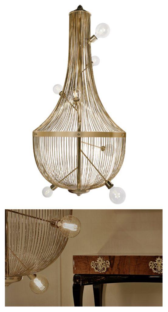 Isaloni Mailand 10 neue atemberaubende Design Möbel in Isaloni Mailand chandelier