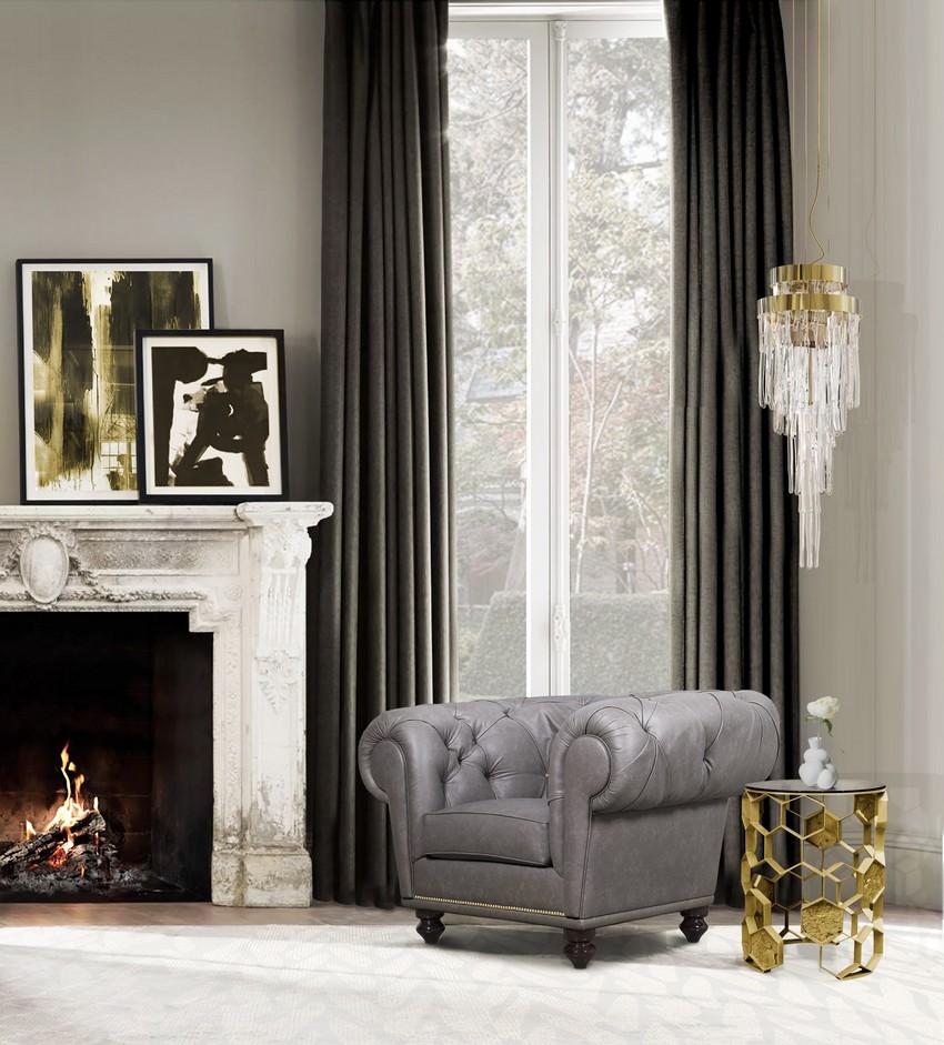 Luxus Sessel für einen bunten Frühling luxus sessel Luxus Sessel für einen bunten Frühling chesterfield armchair hr 01