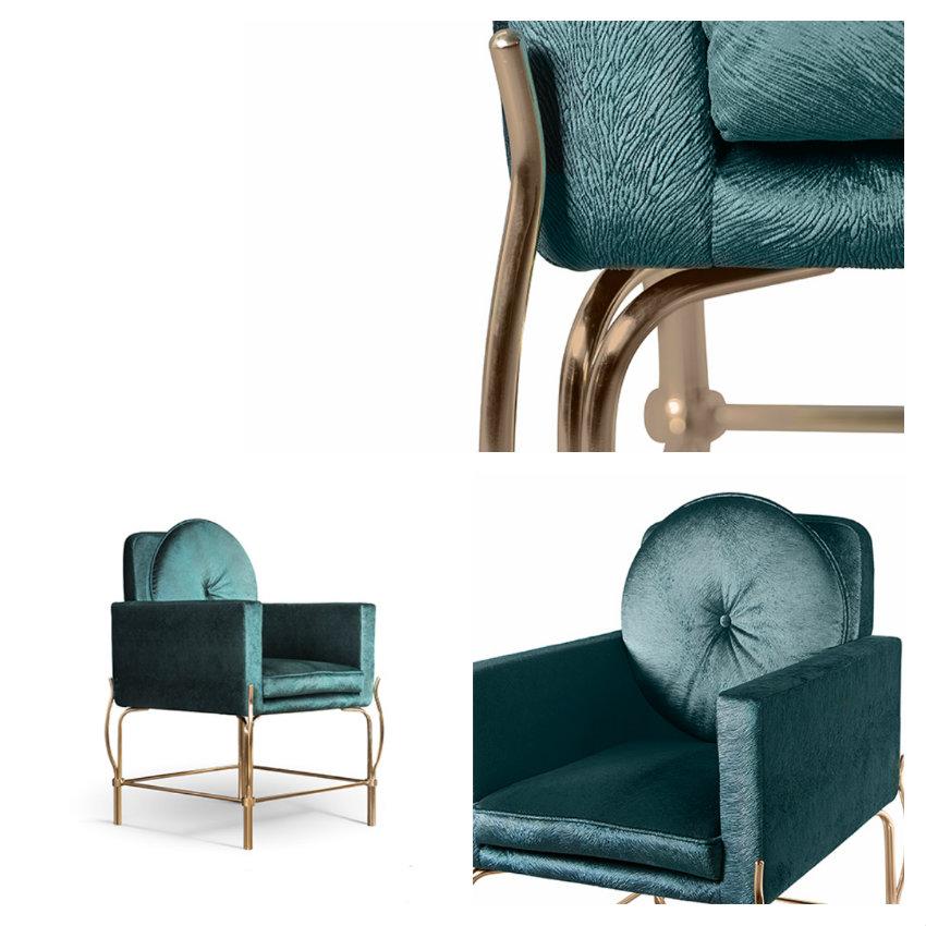 Isaloni Mailand 10 neue atemberaubende Design Möbel in Isaloni Mailand collage 1 Hemma Chair