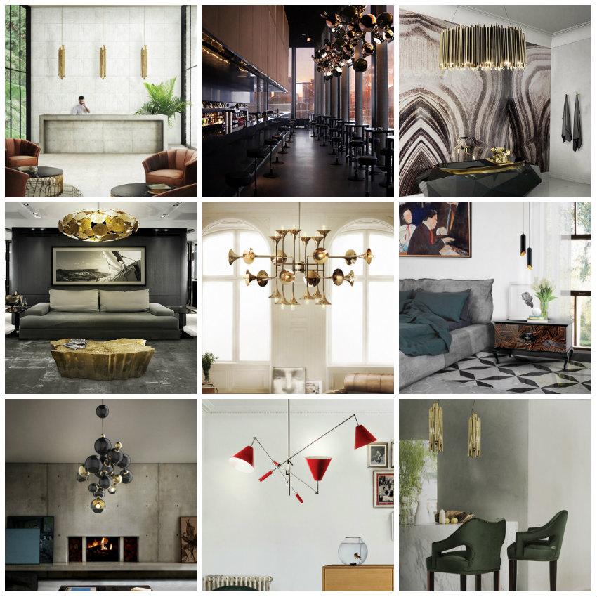 Luxus Hängeleuchten für Exklusive Design Hängeleuchten Luxus Hängeleuchten für Exklusive Design collage 3