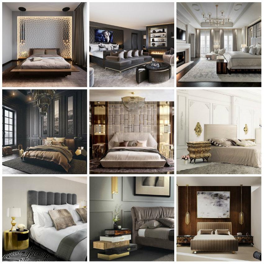 Top 10 Dekorationsideen für einen Luxus Schlafzimmer luxus schlafzimmer Top 10 Dekorationsideen für einen Luxus Schlafzimmer collage