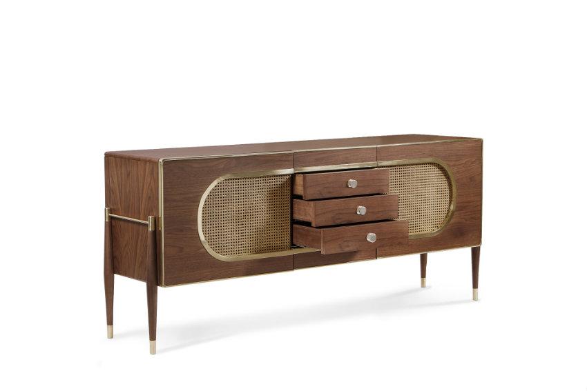 Isaloni Mailand 10 neue atemberaubende Design Möbel in Isaloni Mailand dandy sideboard 04 HR