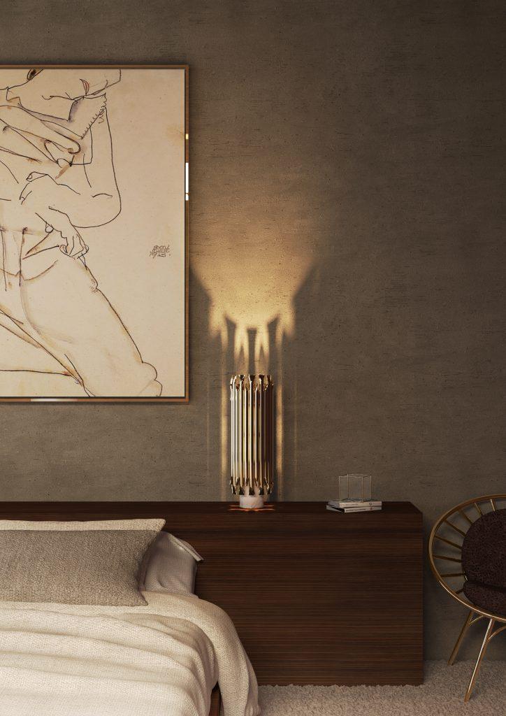 Luxus Schlafzimmer Die neue Luxus Schlafzimmer Deko Tendenzen 2017 delightfull matheny table lamp ambience 01