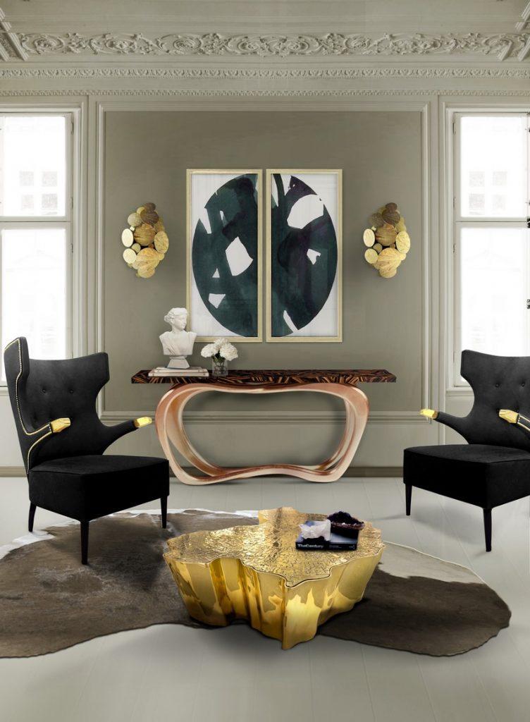 Top 10 Ideen für ein raffiniertes Wohnzimmer raffiniertes wohnzimmer Top 10 Ideen für ein raffiniertes Wohnzimmer eden center table boca do lobo 09