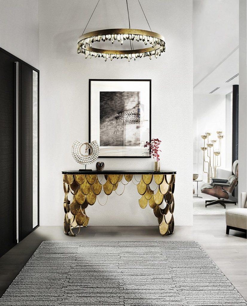 Hängeleuchten Luxus Hängeleuchten für Exklusive Design entrance brabbu 05