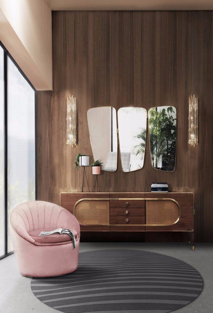 Luxus und Eleganz mit Samt Sesseln sesseln Luxus und Eleganz mit Samt Sesseln entrance essential home 07 1