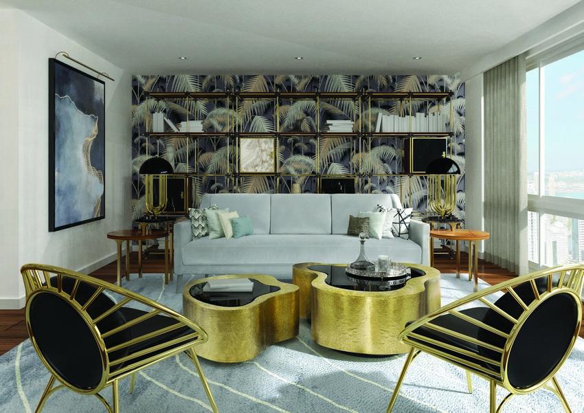 Top 10 Ideen für ein raffiniertes Wohnzimmer raffiniertes wohnzimmer Top 10 Ideen für ein raffiniertes Wohnzimmer essential home amb multi marca sala estar