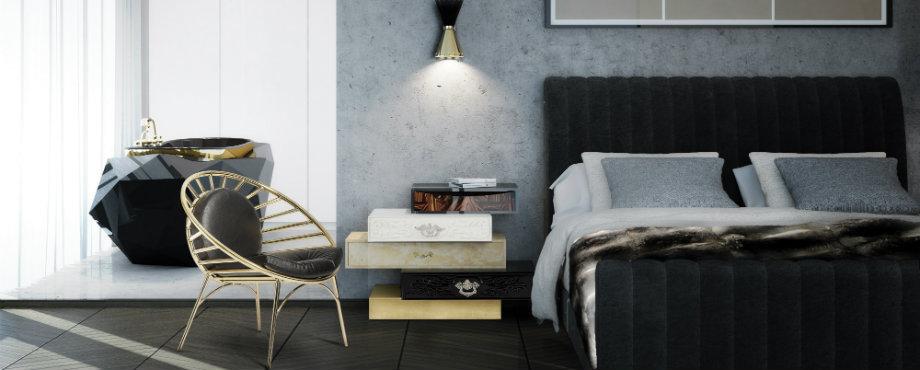 Die neue Luxus Schlafzimmer Deko Tendenzen 2017