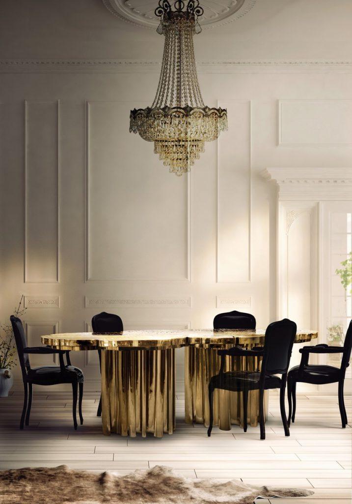 kronleuchter Kronleuchter: Einrichtungsideen zwisschen den klassiche / moderne Stil fortuna