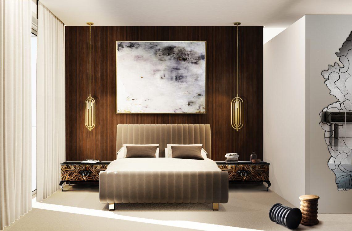 Die neue Luxus Schlafzimmer Deko Tendenzen 2017 Luxus Schlafzimmer Die neue Luxus Schlafzimmer Deko Tendenzen 2017 guggenheim nightstand hr