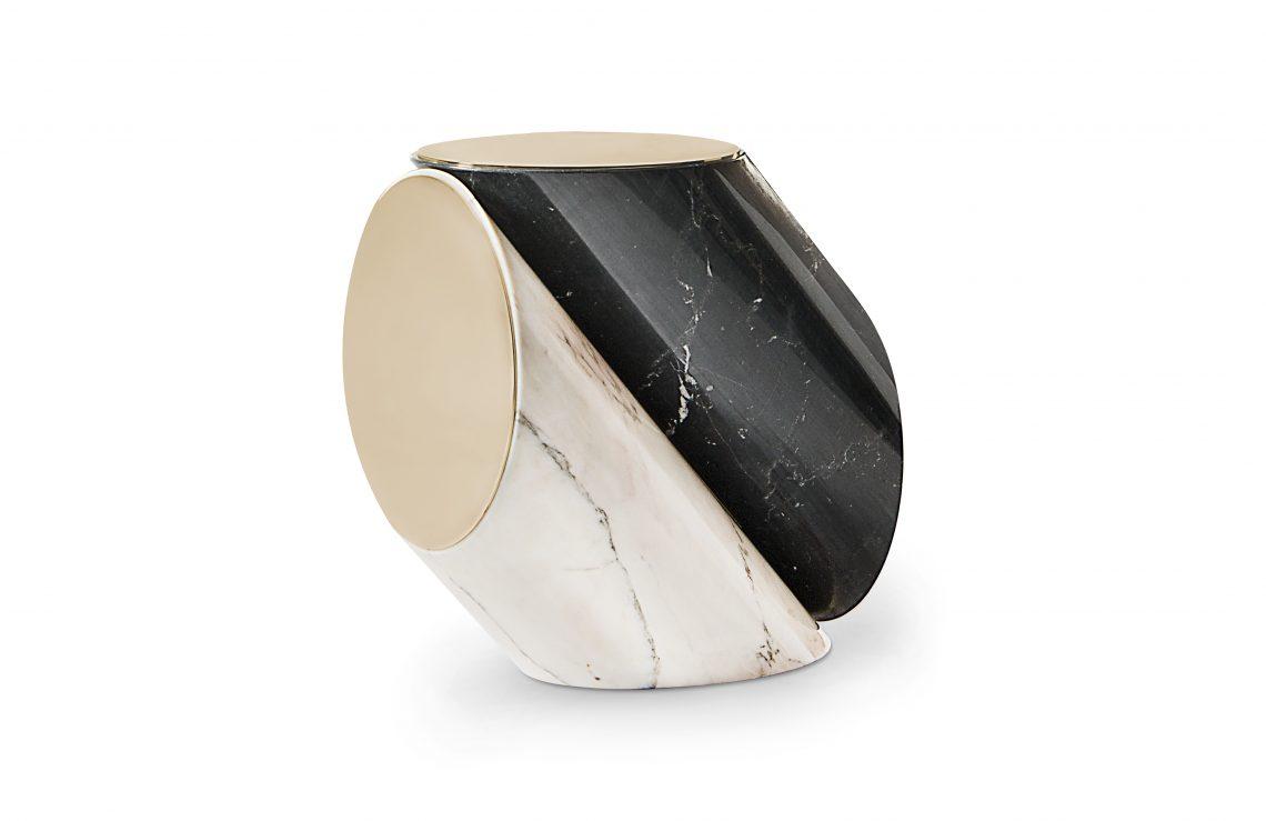 Top 8 Marmor Couchtische und Beistelltische für Luxus Dekoration Marmor Couchtische Top 8 Marmor Couchtische und Beistelltische für Luxus Dekoration jacobsen side table 02 HR