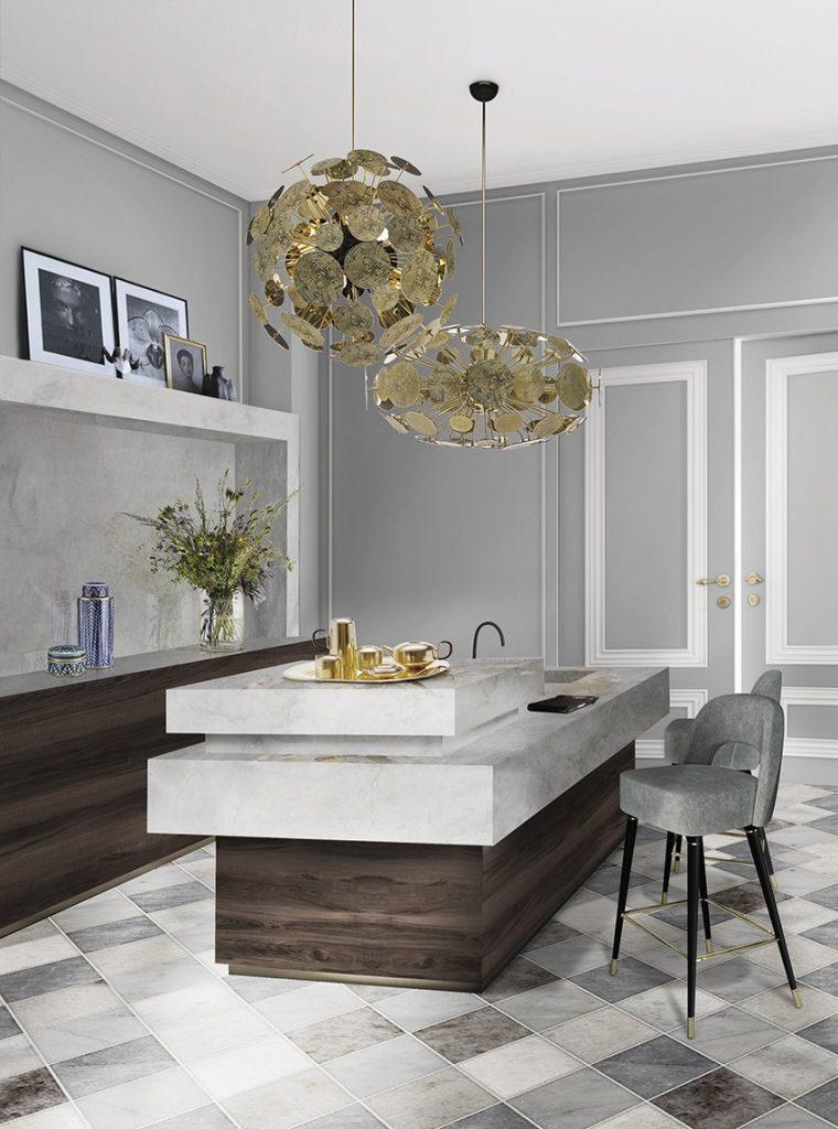 Moderne Küchen für einen zeitgenössischen Stil Moderne Küchen Moderne Küchen für einen zeitgenössischen Stil kitchen boca do lobo 1