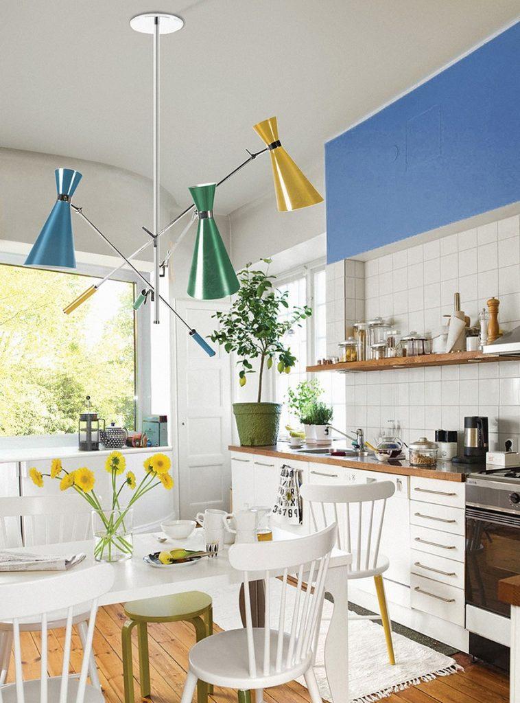 Moderne Küchen für einen zeitgenössischen Stil Moderne Küchen Moderne Küchen für einen zeitgenössischen Stil kitchen delightfull stanley suspension 1