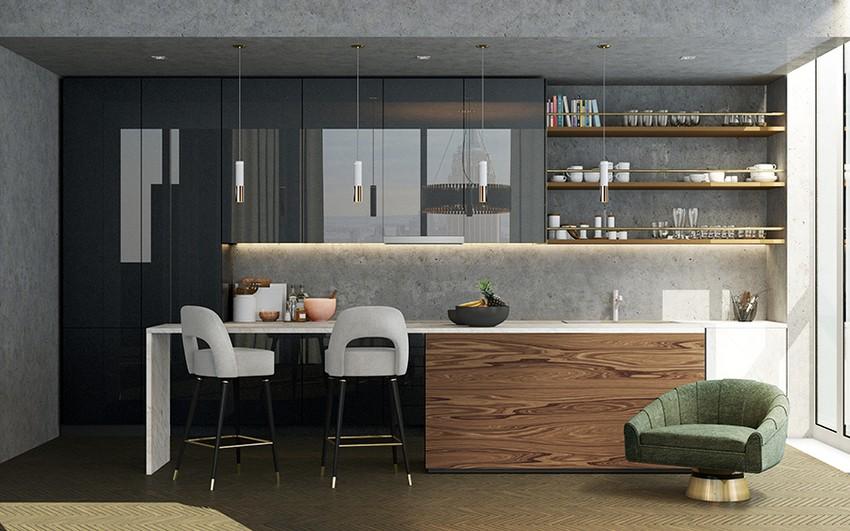 Moderne Küchen für einen zeitgenössischen Stil Moderne Küchen Moderne Küchen für einen zeitgenössischen Stil kitchen essential home