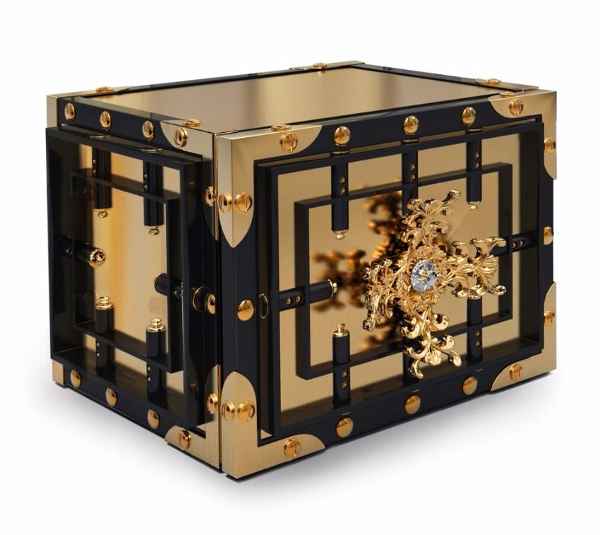 Baselworld – schönste Tresore zu Ihren teuren Juweliere und Uhren Tresore Baselworld – schönste Tresore zu Ihren teuren Juweliere und Uhren knox table top 2 1