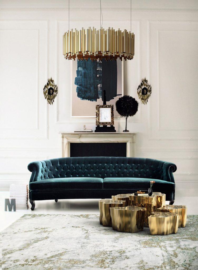 Top 10 Ideen für ein raffiniertes Wohnzimmer raffiniertes wohnzimmer Top 10 Ideen für ein raffiniertes Wohnzimmer living room covet 2 1