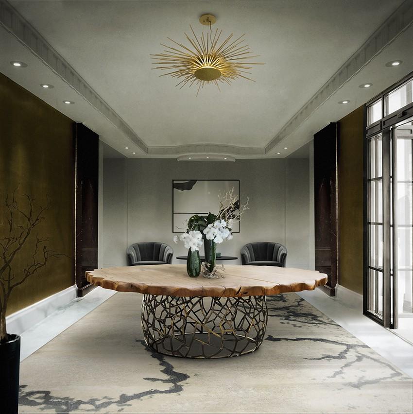 ostern dekoration Moderne Ostern Dekoration für Wohnzimmer und Esszimmer lobby brabbu design forces 03