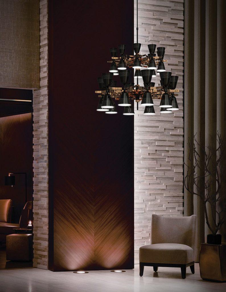 Lobbies Begrüßen Sie Ihre Gäste in Stil mit erstaunlichen Lobbies lobby delightfull unique lamps charles suspension