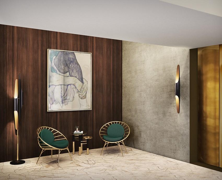 Lobbies Begrüßen Sie Ihre Gäste in Stil mit erstaunlichen Lobbies lobby delightfull unique lamps coltrane wall