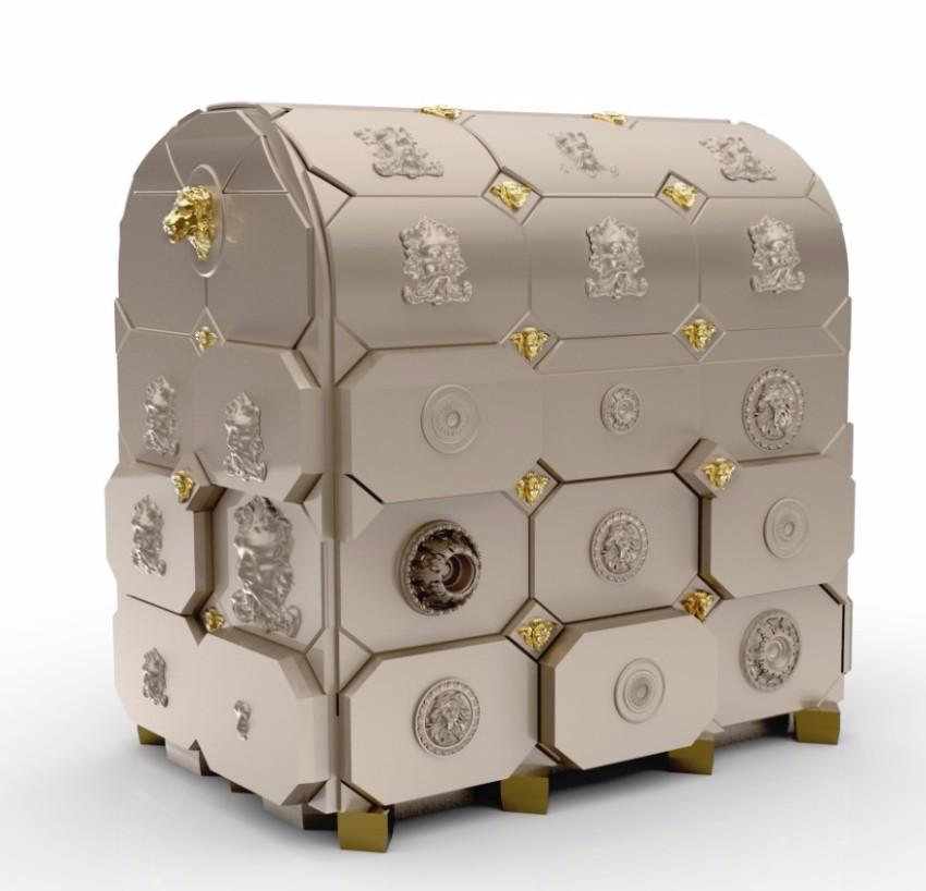 Baselworld – schönste Tresore zu Ihren teuren Juweliere und Uhren Tresore Baselworld – schönste Tresore zu Ihren teuren Juweliere und Uhren marahja5 1