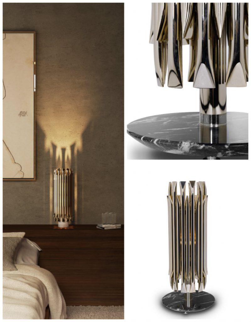 Isaloni Mailand 10 neue atemberaubende Design Möbel in Isaloni Mailand matheny table