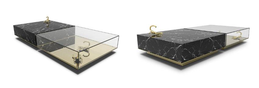 couchtische Die modernste Beistell – und Couchtische auf der Isaloni Designmesse metamorphosis 1