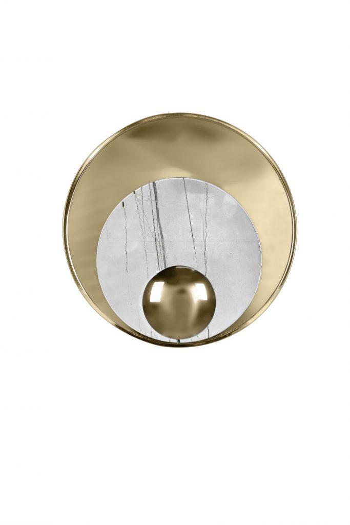 Neue Luxus Möbel aus Marmor und Messing von Boca do Lobo luxus möbel Neue Luxus Möbel aus Marmor und Messing von Boca do Lobo metamorphosis sconce 02