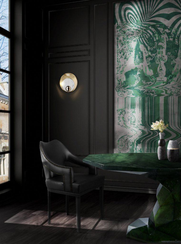 Neue Luxus Möbel aus Marmor und Messing von Boca do Lobo