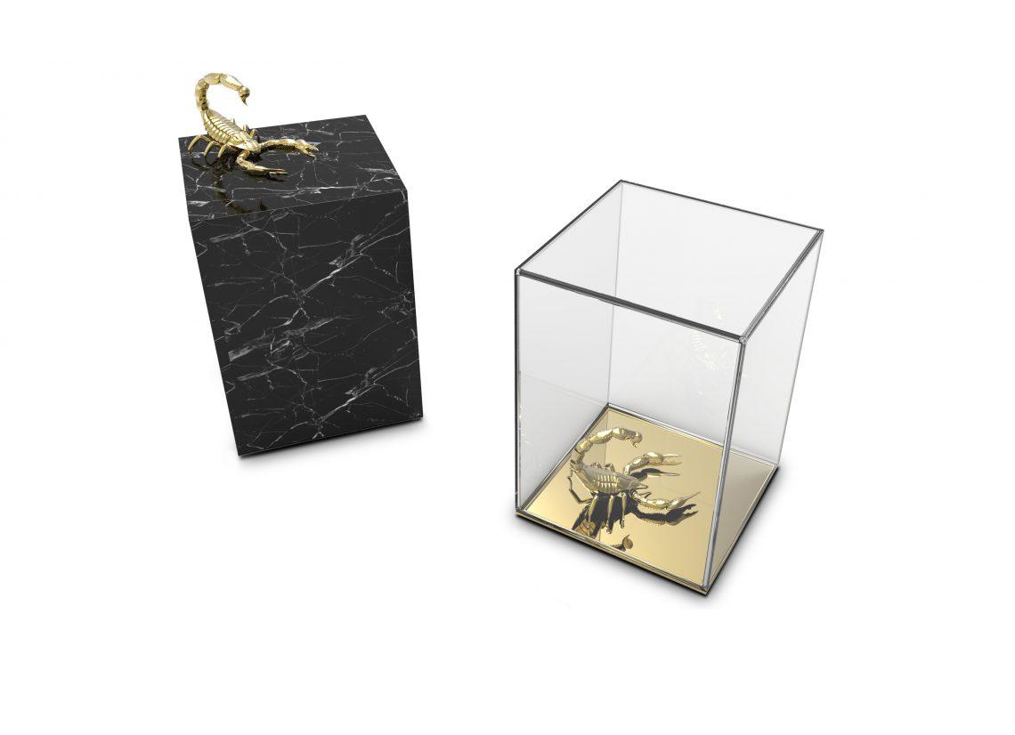 Top 8 Marmor Couchtische und Beistelltische für Luxus Dekoration Marmor Couchtische Top 8 Marmor Couchtische und Beistelltische für Luxus Dekoration metamorphosis side table 01 2