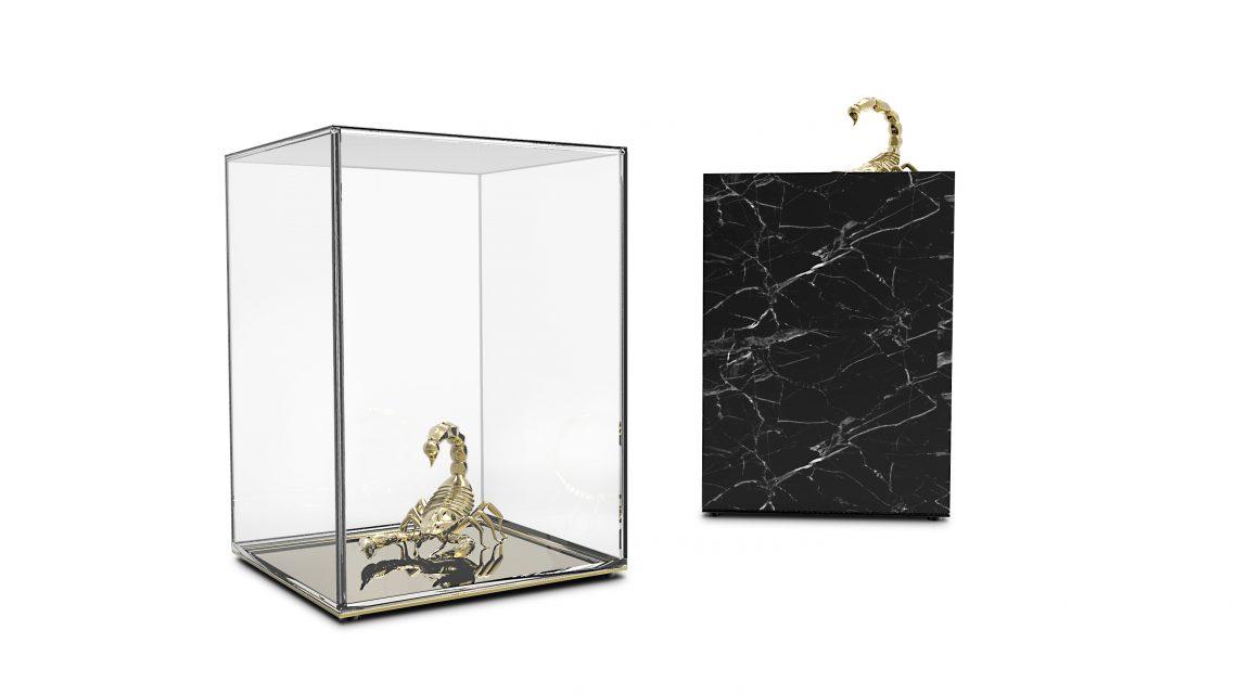 Beistelltische Einrichtungsideen: die schönsten Beistelltische für moderne Hausdekor metamorphosis side table 02 1
