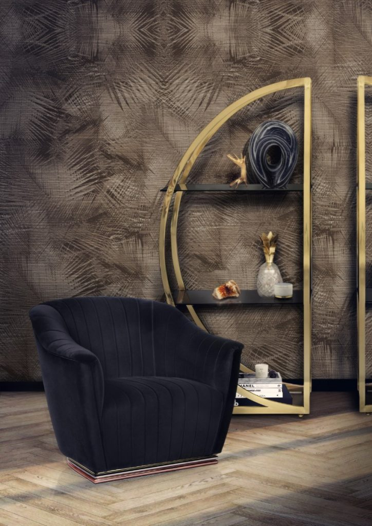 Luxus und Eleganz sesseln Luxus und Eleganz mit Samt Sesseln mia chair koket projects