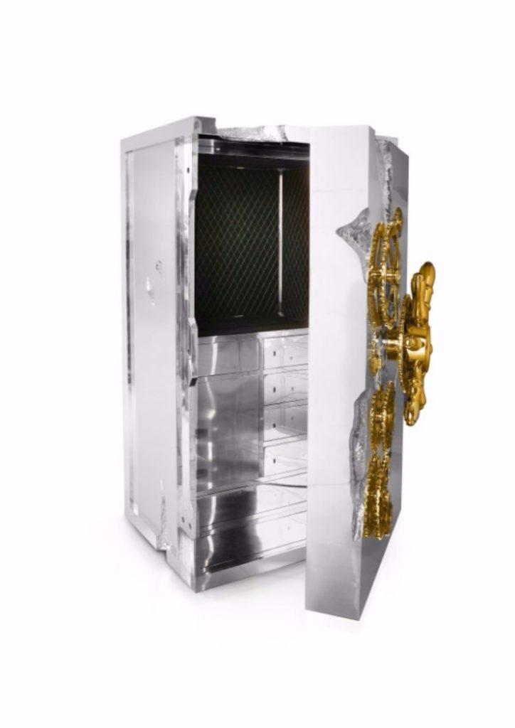 Baselworld – schönste Safe zu Ihren teuren Juweliere und Uhren Tresore Baselworld – schönste Tresore zu Ihren teuren Juweliere und Uhren millionaire silver2 1