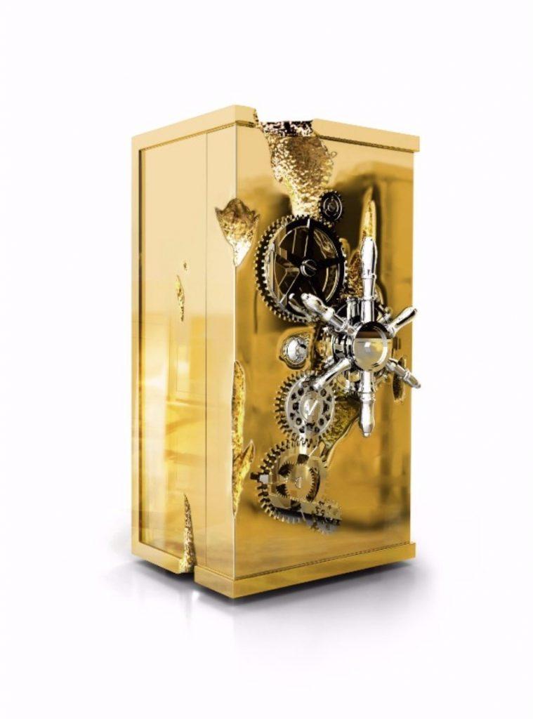 Baselworld – schönste Safe zu Ihren teuren Juweliere und Uhren Tresore Baselworld – schönste Tresore zu Ihren teuren Juweliere und Uhren millionaire 01 1