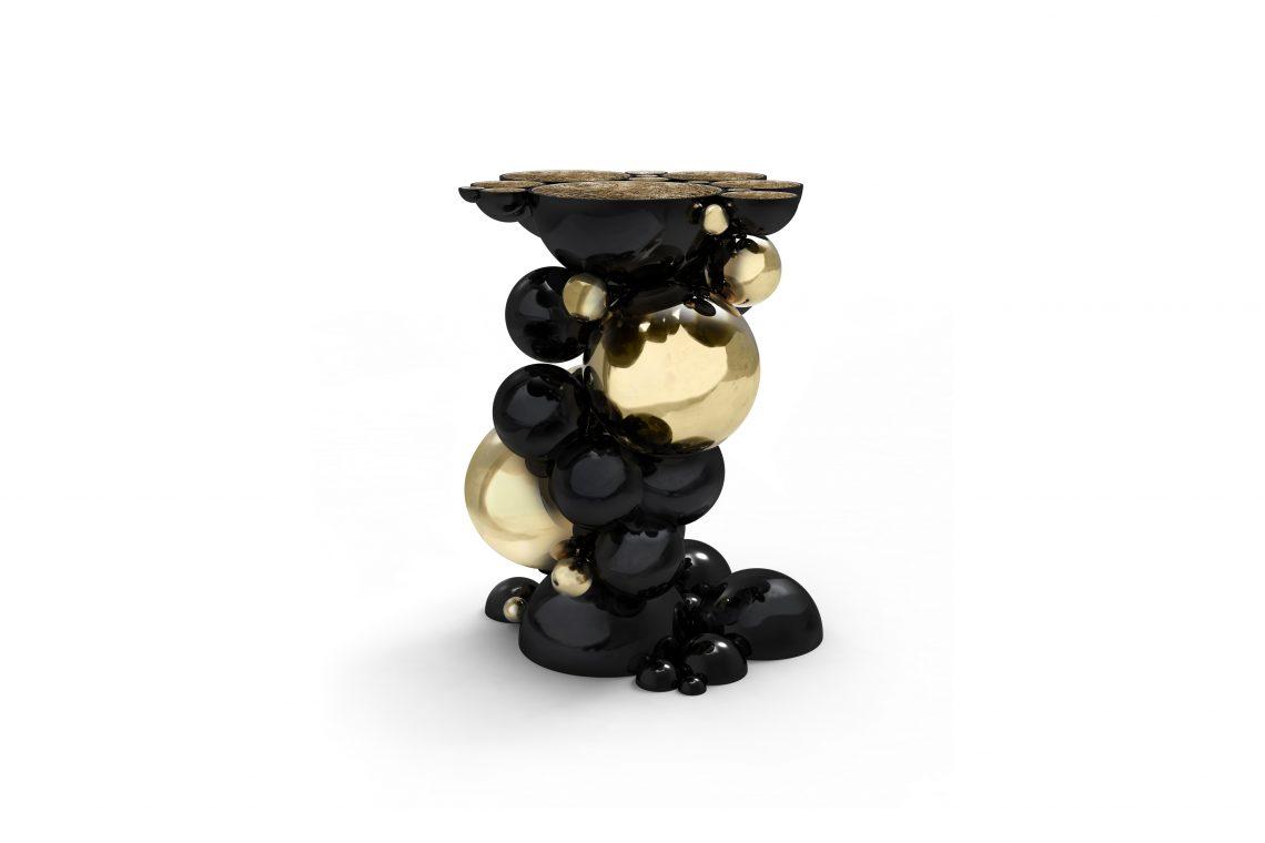 Beistelltische Einrichtungsideen: die schönsten Beistelltische für moderne Hausdekor newton side table 01 1