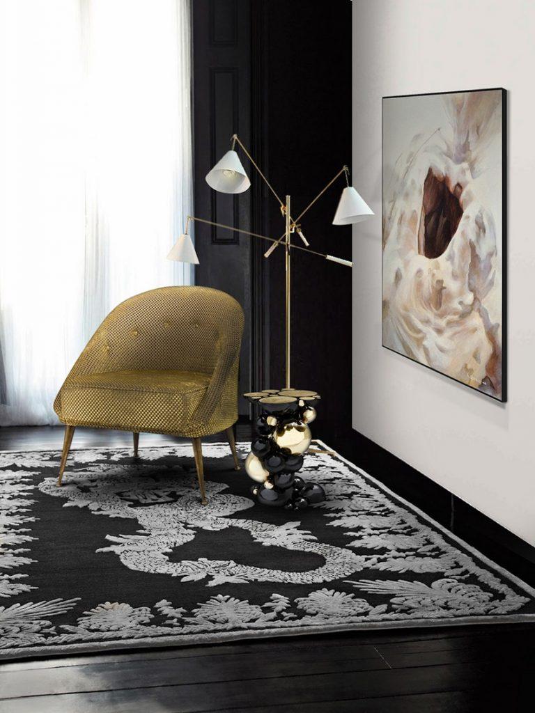 Top 10 Ideen für ein raffiniertes Wohnzimmer raffiniertes wohnzimmer Top 10 Ideen für ein raffiniertes Wohnzimmer newton side table