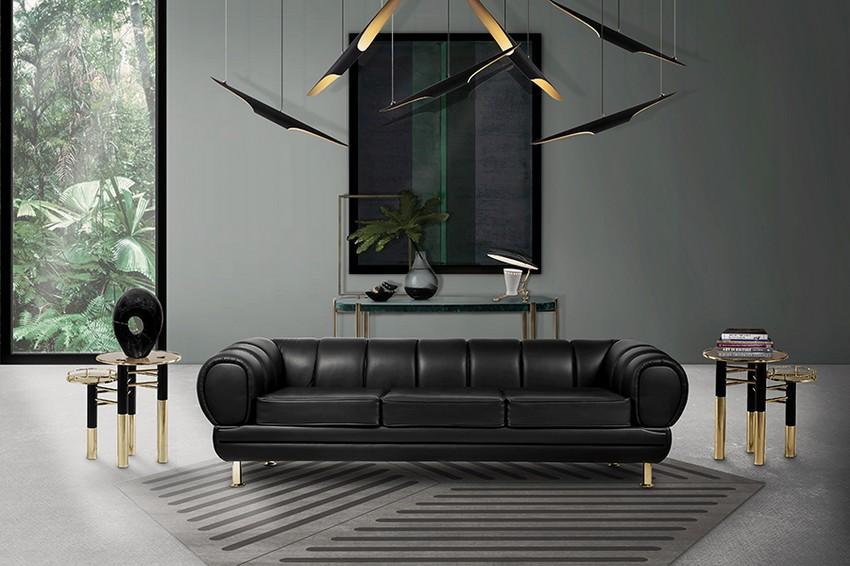Hängeleuchten Luxus Hängeleuchten für Exklusive Design novak sofa ambience 02