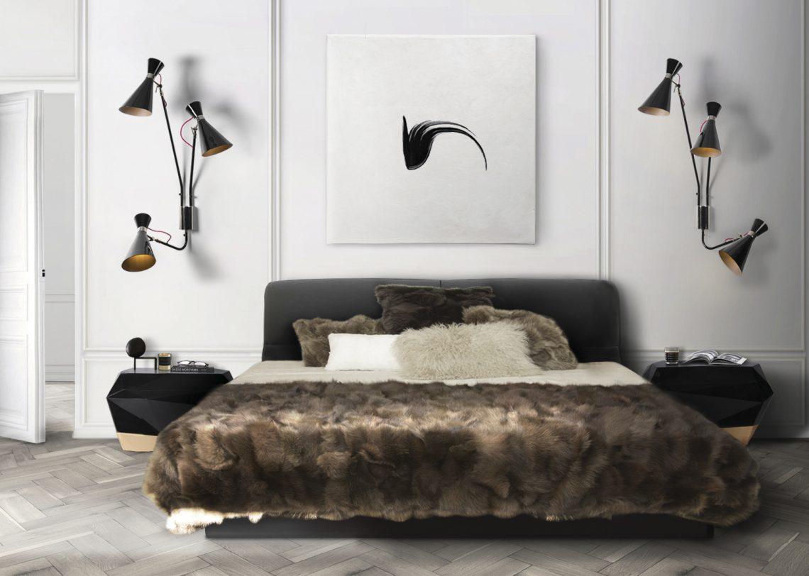Die neue Luxus Schlafzimmer Deko Tendenzen 2017 | Wohn-DesignTrend