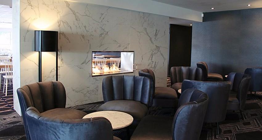 Wesentlich Ideen zum Bars & Restaurants Dekoration tipps und möbel Wesentliche Tipps und Möbel zum Bars & Restaurants Dekoration restaurant brabbu contract rowing clubing sydney