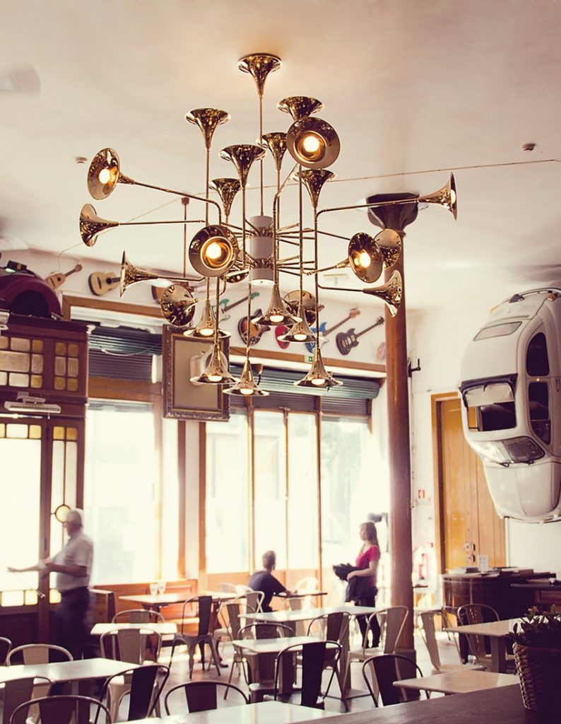 Top 5 Beste Marke auf der Isaloni  isaloni Top 5 Beste Marke auf der Isaloni restaurant delightfull unique lamps botti chandelier