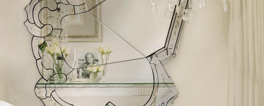 Mirrors: 25 elegante Reflexionen von atemberaubender Innenarchitektur