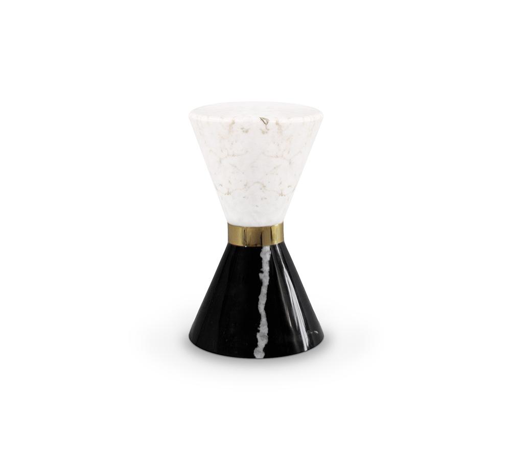 Marmor Couchtische Top 8 Marmor Couchtische und Beistelltische für Luxus Dekoration vinicius side table 01 HR